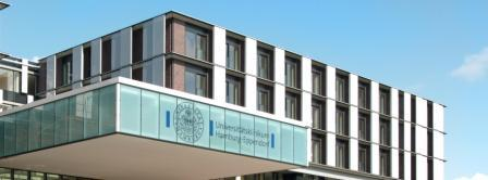 Top Building - University Medical Center Hamburg-Eppendorf - Медицинский центр университета Гамбург-Эппендорф