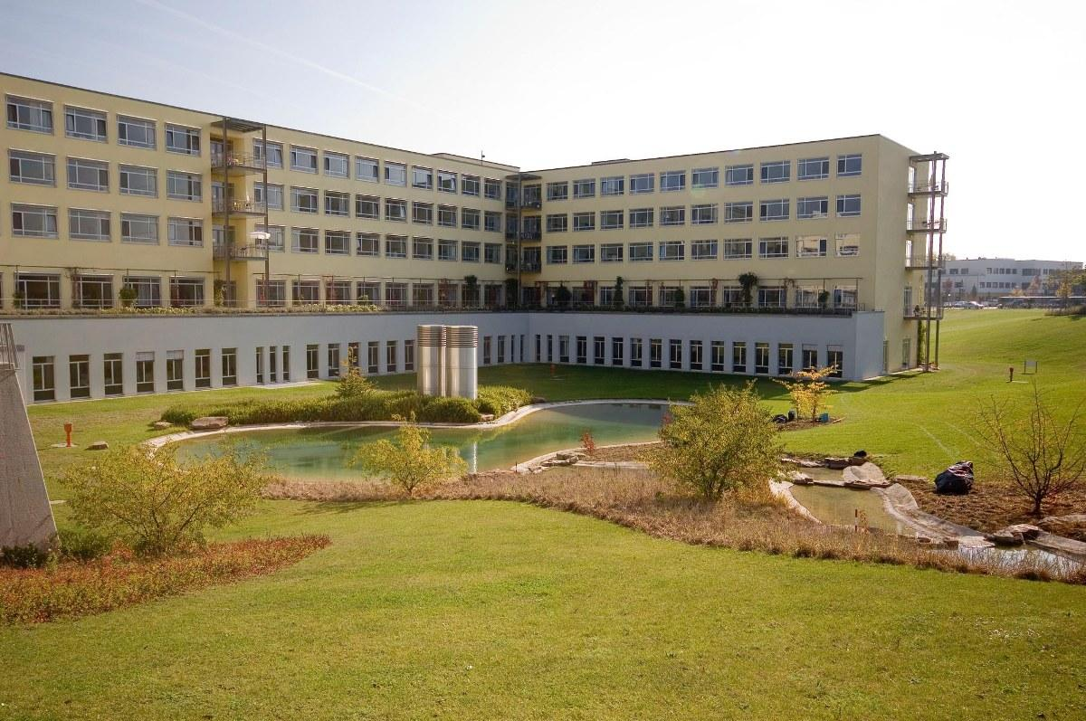 Department of Internal Medicine - Heidelberg University Hospital - Университетская клиника Гейдельберга