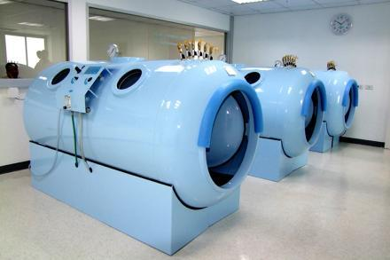 Hyperbaric Center - Yanhee Hospital - Больница «Янхи»