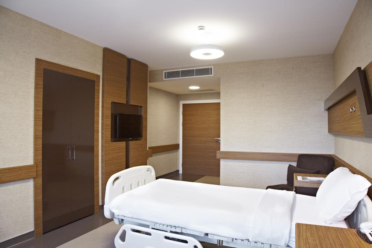 Medical Park Bahçelievler Hospital - Больница Medical Park Бахчелиэвлер Стамбул